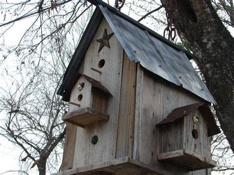 41 best images about Old Bird Houses on Pinterest   Church
