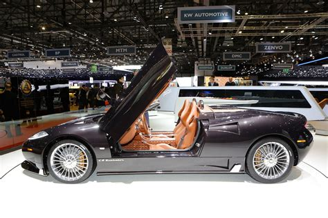 koenigsegg spyker koenigsegg boss says the v8 it builds for spyker could