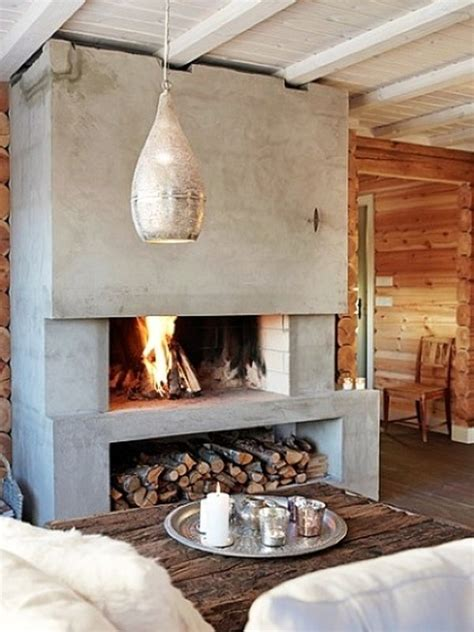 Home Design Message Board 25 cool firewood storage designs for modern homes