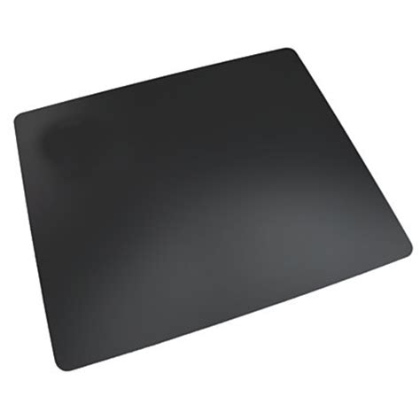 Office Depot Desk Pad Office Depot Brand Ultra Smooth Writing Surface With Microban 17 X 24 Black By Office Depot