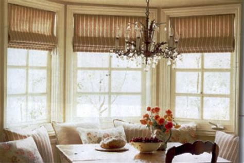 Kitchen Window Treatments Pinterest Window Treatment Ideas For Bay Windows