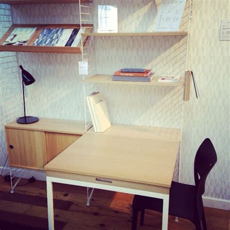 string shelving 1000 images about string shelving on pinterest shelves eames and work stations