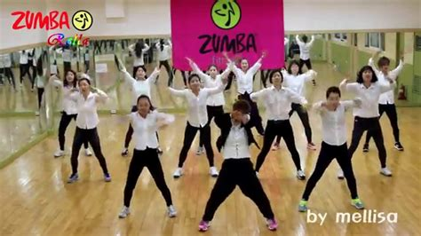 tutorial dance psy daddy zumba daddy 싸이 psy by mellisa korea zumba mellisa zumba