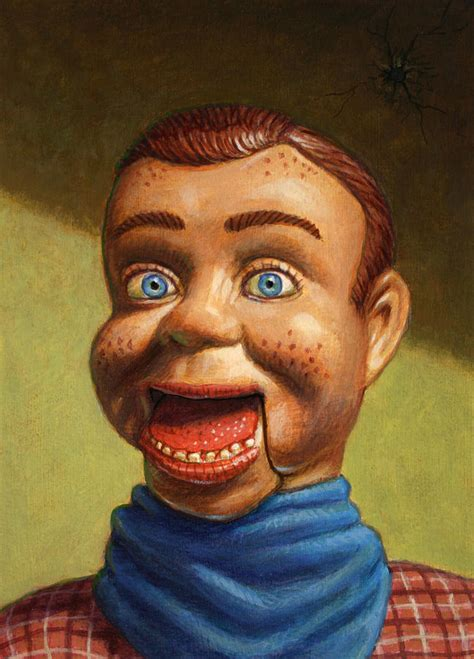 Howdy Doody L by Howdy Doody Dodged A Bullet By W Johnson