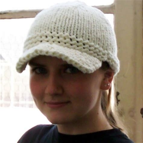 knit hat with brim pattern free brimmed free hat knit pattern 187 patterns gallery