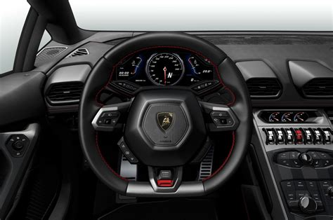inside lamborghini the lamborghini huracan 18 things you didn t know motor