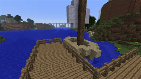 minecraft boat houses mod archimedes ships minecraft mods