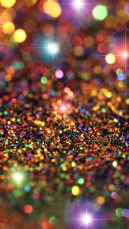 colorful glitter colorful glitter sparkle glow iphone wallpaper color