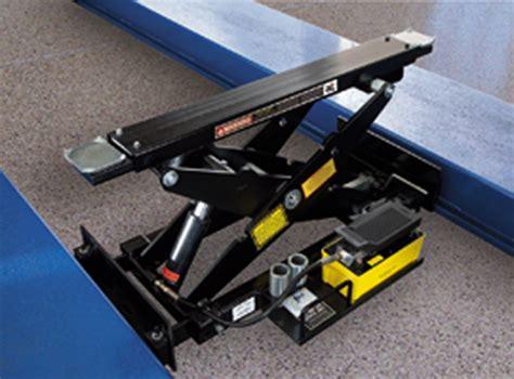 rotary floor jacks post lift for 4 post lift