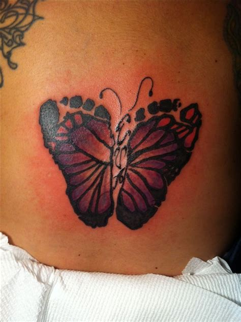 tattoos for baby girl best 25 baby footprint ideas on baby