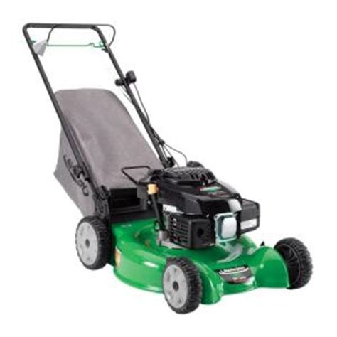 lawn boy 20 in kohler self propelled gas mower with