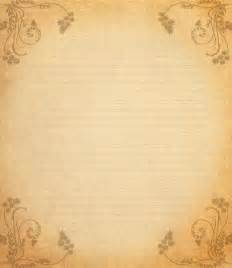 Old Fashioned Writing Paper Template Old Love Letter Wallpaper Wallpapersafari