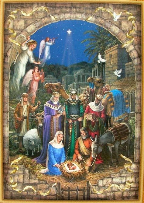 adoracion de los reyes redencion  natividad pinterest christmas nativity holy night