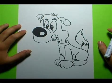 como un perro como dibujar un perro paso a paso 11 how to draw a dog