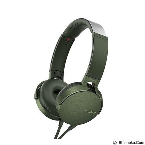 Jual Headphone Sony Bass Mdr Zx770 Ap Mic Murah jual headphone portable sony bass headphone mdr