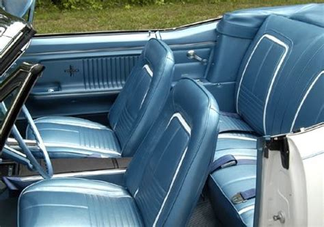 1967 Camaro Interior Kit by 1967 Camaro Deluxe Interior Kit Convertible Stage 2