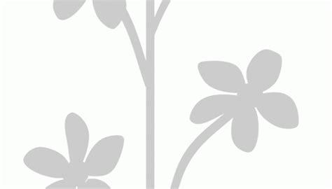 stencil con fiori stencil motivi floreali donna e casa