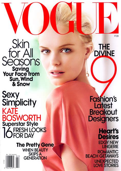 Kate Bosworth Poses For Vogue Us by Vogue Kate Bosworth Photo 659612 Fanpop