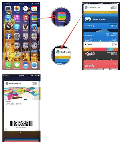 Redeem Apple Gift Card Passbook - how to use passbook cards on your iphone recomhub