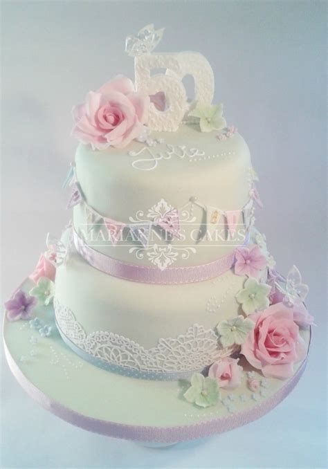 Celebration Cakes by Marianne's Cakes