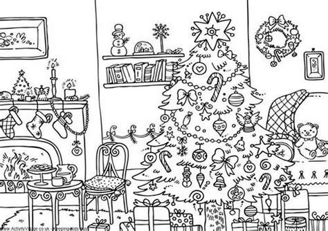 hard christmas coloring pages wallpapers9 printable christmas coloring pages activity village that