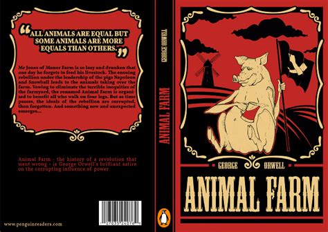 libro animal farm the illustrated animal farm rachelsk