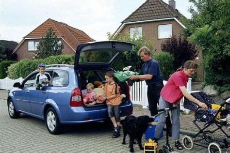 Auto Familie by Urlaubs Checkliste Entspannt In Den Urlaub Autobild De