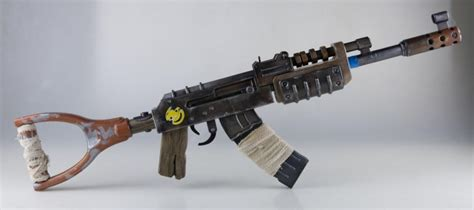 craft  awesome weapon   print   ak