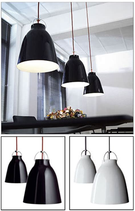Light Years Design: Cecilie Manz Caravaggio Modern Pendant