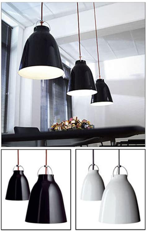 Light Years Design: Cecilie Manz Caravaggio Modern Pendant