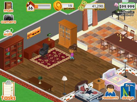 Design This Home Game Play Online | design this home now on pc