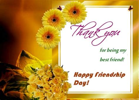 Thanks For Being My Friend Template Cards by Thanks For Being My Best Friend Free Thank You Ecards