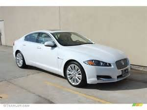 2012 Jaguar Xf Portfolio Specs Polaris White 2012 Jaguar Xf Portfolio Exterior Photo