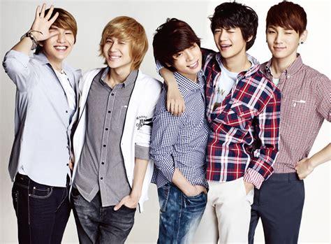 kpop boy bands list kpop boy bands 2013 wallpaper