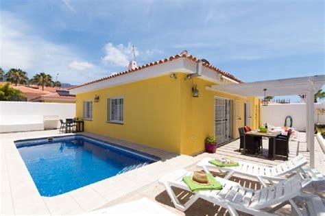 6 Bedroom Villas Rent Tenerife Villa To Rent In Callao Salvaje Tenerife With