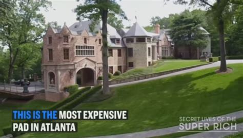 most expensive house in atlanta