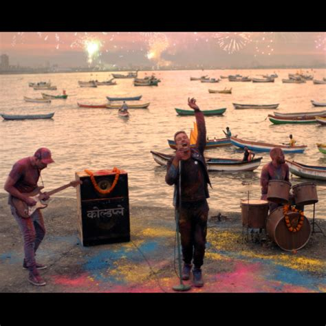 coldplay weekend watch the hymn for the weekend video coldplay