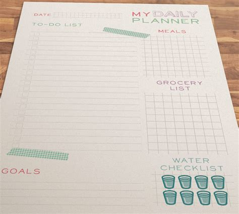 9 best images of cute printable weekly planners 2015 8 best images of to do list planner printable printables