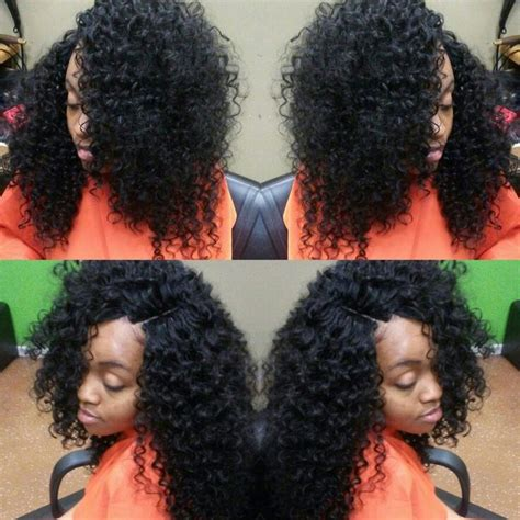 quick weave no leave out hair for days quick weave with invisible part no leave