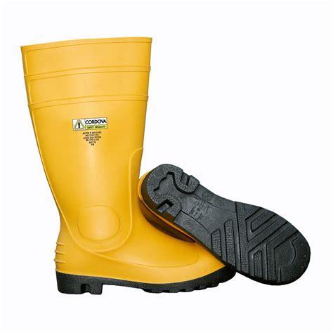 pvc boots pb33 cordova consumer