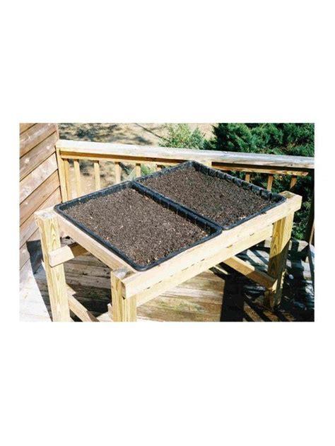Waist High Raised Garden Bed Plans by Waist High Raised Bed Gardening Gardening