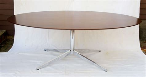 8 Foot Dining Table 8 Foot Florence Knoll Oval Dining Table Desk Or