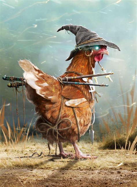 Henrietta The Sexiest Chicken In Town by Henrietta Grimslingers By Stevegibson On Deviantart