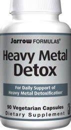 Jarrow Toxguard Heavy Metal Detox by Jarrow Formulas Toxguard Heavy Metal Detox Priceplow