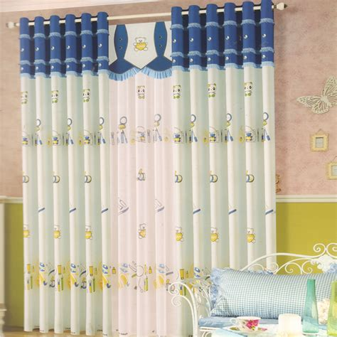 Baby Blue Curtains For Nursery Baby Blue Curtains For Nursery Print Patterns