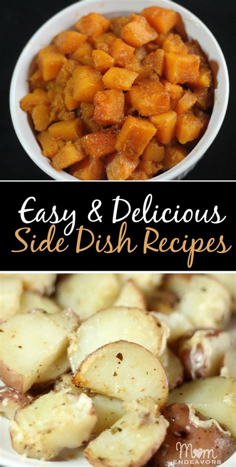 side dishes recipes two easy delicious side dish recipes