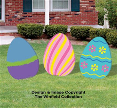 easter easter eggs wood pattern set