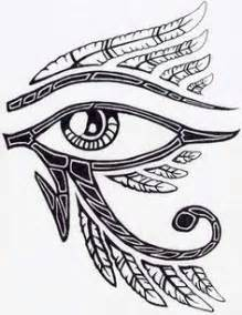 egyptian eye tattoos google search