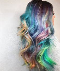 color changing hair this color shifting hairstyle trend will add a dash of