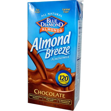 Almond Milk Shelf by Kroger Free Blue Shelf Stable Almondmilk And 0
